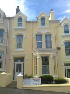 Exterior Wall Coatings Mhs Limited Isle Of Man Property Services